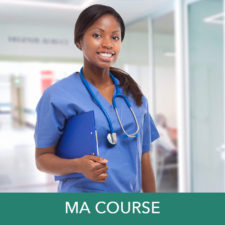 MA wound care certification course