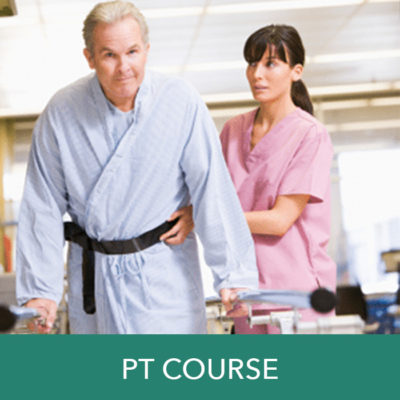 PT wound care certification course for physical therapists