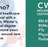 becoming cws certified wound care specialist