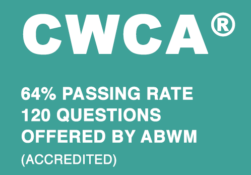 how hard is cwca wound care certification