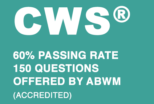how hard is cws wound care certification?