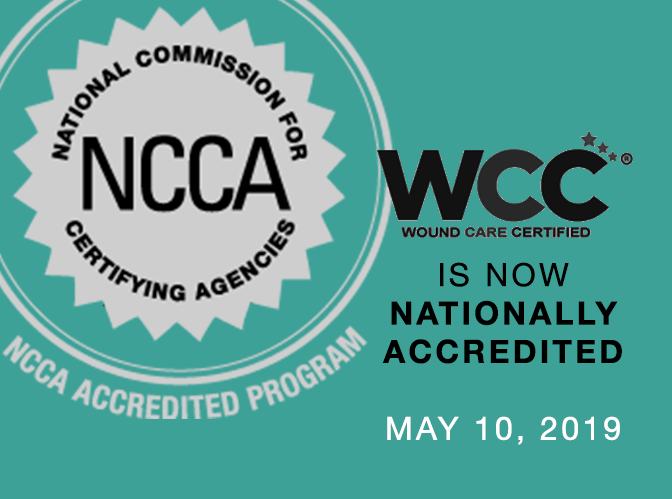 wcc certification wound care certified